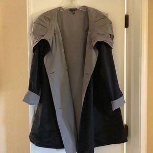 Eileen Fisher Reversible Raincoat size M